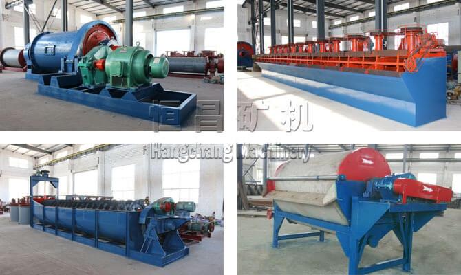 矿山机械设备