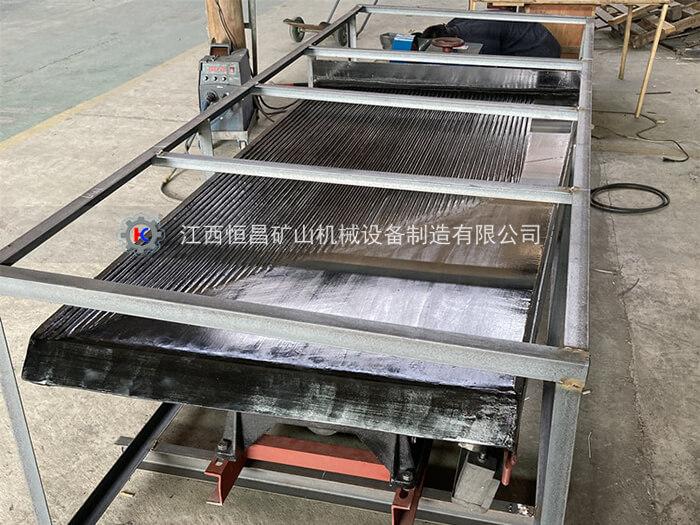 摇床选矿设备